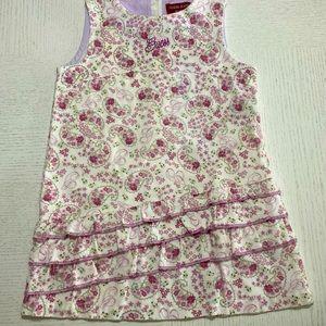 Gorgeous GUESS Corduroy Floral Dress